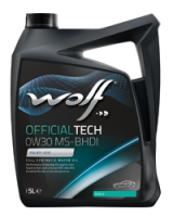 Wolf OfficialTech 0W30 MS-BHDI 1 L