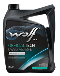 Wolf OfficialTech 0W30 MS-BFE