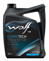 Wolf GuardTech 15W40 SF/CD