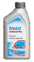 Mobil Outboard Plus, 1 л