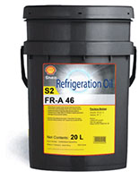 Shell Refrigeration Oil S2 FR-A 46    209L